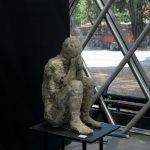 Ein Toter aus Pompeji