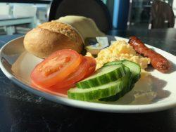 Frühstück im a ja Resort Grömitz