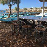 Der Paradise Beach auf Mykonos