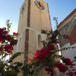 Westliche Kirche in Oia