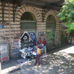 Bild eines Graffiti in Athen Bild 05