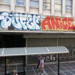 Bild eines Graffiti in Athen Bild 06