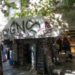 Bild eines Graffiti in Athen Bild 11