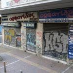 Bild eines Graffiti in Athen Bild 19