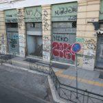 Bild eines Graffiti in Athen Bild 23