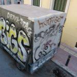 Bild eines Graffiti in Athen Bild 26