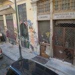 Bild eines Graffiti in Athen Bild 33