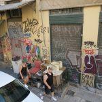 Bild eines Graffiti in Athen Bild 34