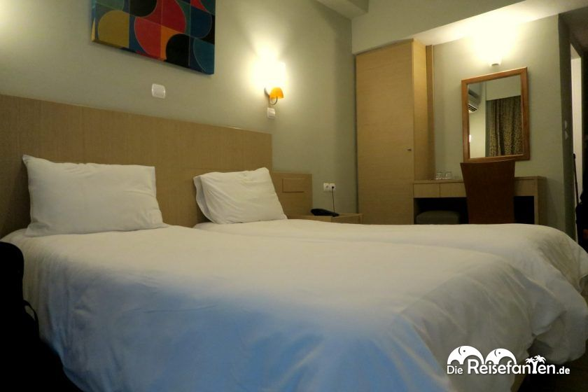 Doppelzimmer im Best Western My Athens Hotel