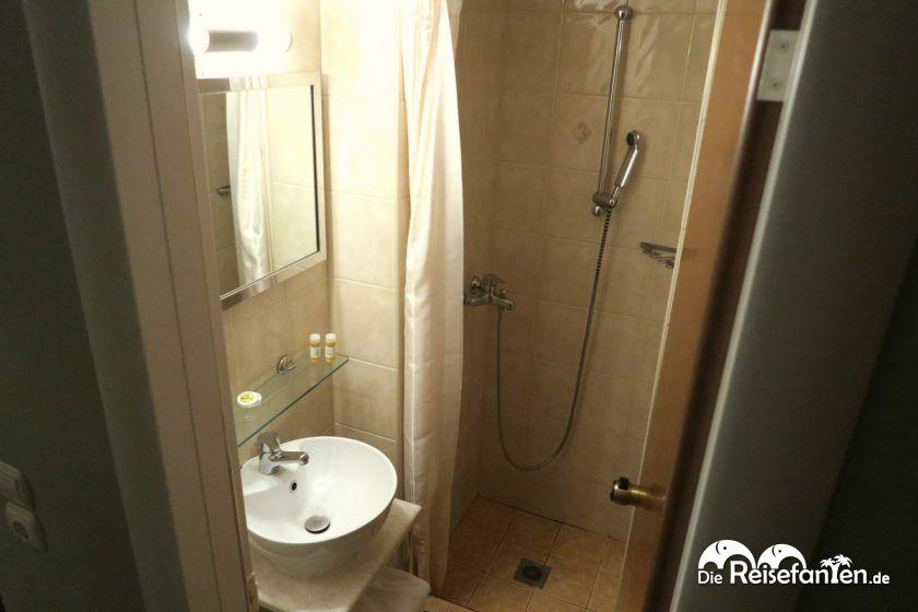 Badezimmer im Best Western My Athens Hotel