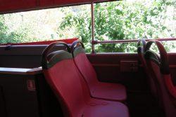 Im Bus von Athens Open Tour
