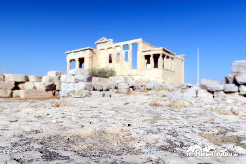 Nebengebäuder der Akropolis in Athen