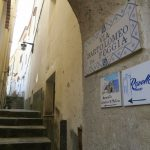 Aufstieg nach Ravello
