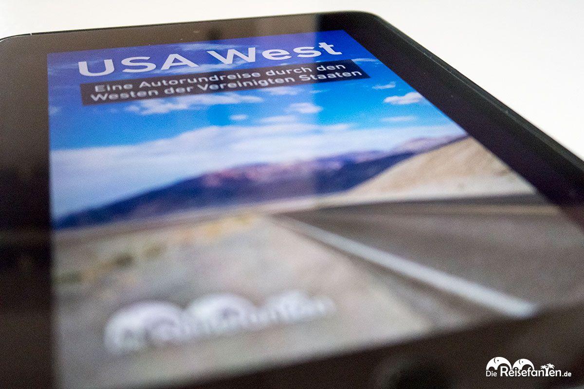 Coverbild des fünften Reisefanten eBooks zur Rundreise durch den Westen der USA