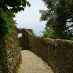 Fußweg hoch nach Ravello