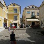 In der Innenstadt von Ravello