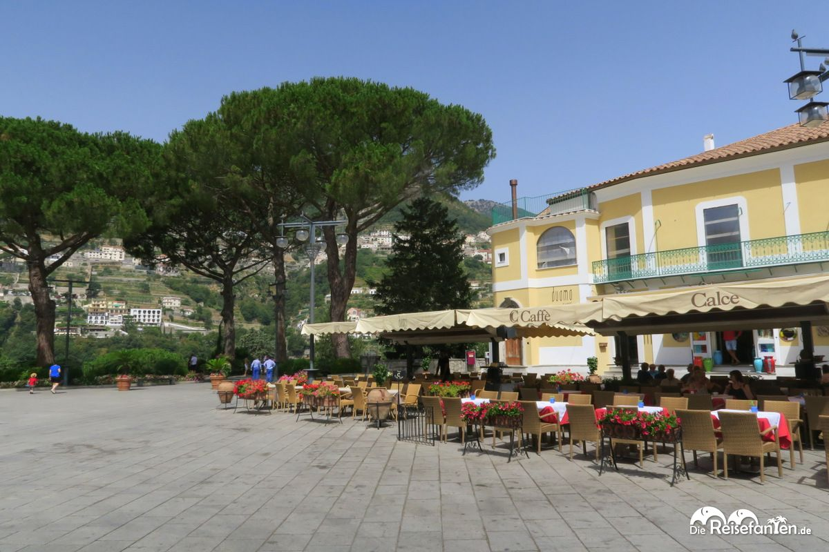 Marktplatz von Ravello