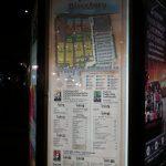 Übersichtsplan im Asiatique Nachtmarkt in Bangkok