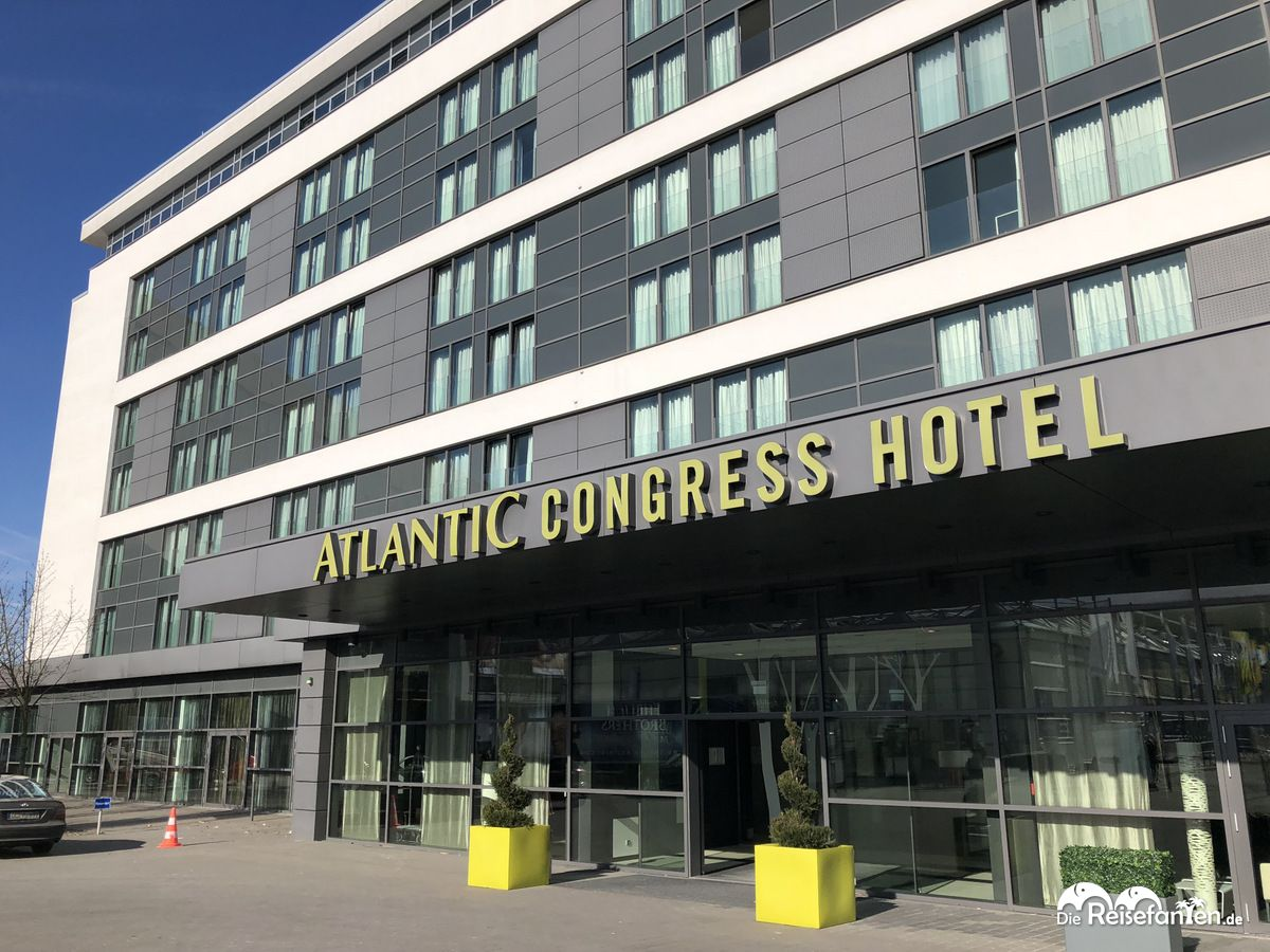 Atlantic Congress Hotel in Essen