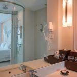 Badezimmer im Centara Watergate Pavillion Hotel Bangkok 2