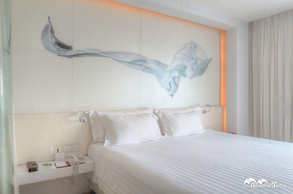 Doppelzimmer im Centara Watergate Pavillion Hotel Bangkok 5