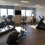 Fitnessraum im Atlantic Congress Hotel in Essen