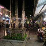 Im Asiatique Nachtmarkt in Bangkok