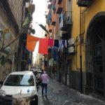 Inden Strassen von Neapel