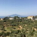 Meerblick aus Sorrento