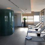 Saunabereich im Atlantic Congress Hotel in Essen