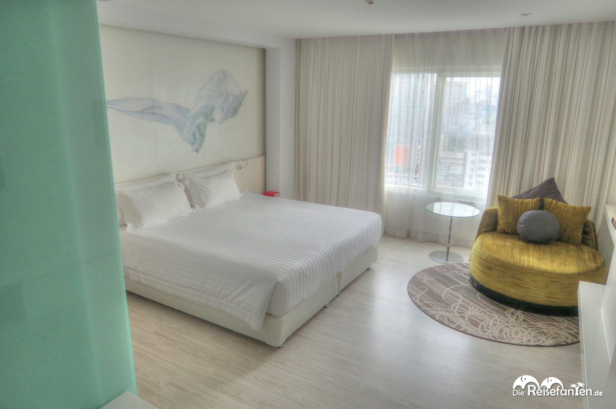 Doppelzimmer im Centara Watergate Pavillion Hotel Bangkok 1
