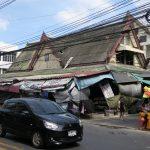 Straßenverkaufsstände in Nonthaburi