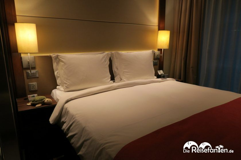 Doppelzimmer im Holiday Inn Express Singapore Clarke Quay