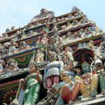 Der Sri Mariamman Tempel