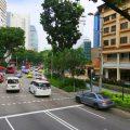 Fahrt durch Singapur mit dem Hop On Hop Off Bus