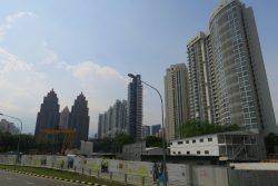 Der Wohnungsbau in Singapur ist vor allem staatlich.