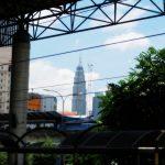 Die Petronas Towers in Kuala Lumpur