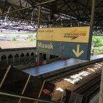 Eingang zur Metrostation in Kuala Lumpur