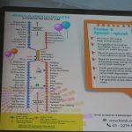 KTM Komuter Streckennetz in Malaysia