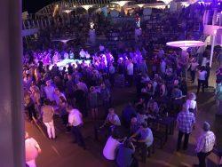 Sail Away Party auf der AIDAbella