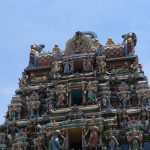 Sri Kandaswamy Tempel in Kuala Lumpur