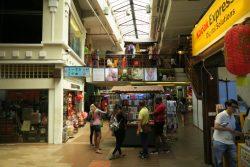 Im Central Market in Kuala Lumpur