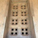 Abfluss im Tempel der 1000 Säulen