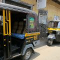 Tuk Tuk fahren in Cochin
