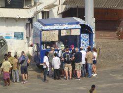 Wechselstube am Terminal in Cochin