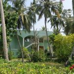 Wohnanlage im Bandos Resort auf den Malediven