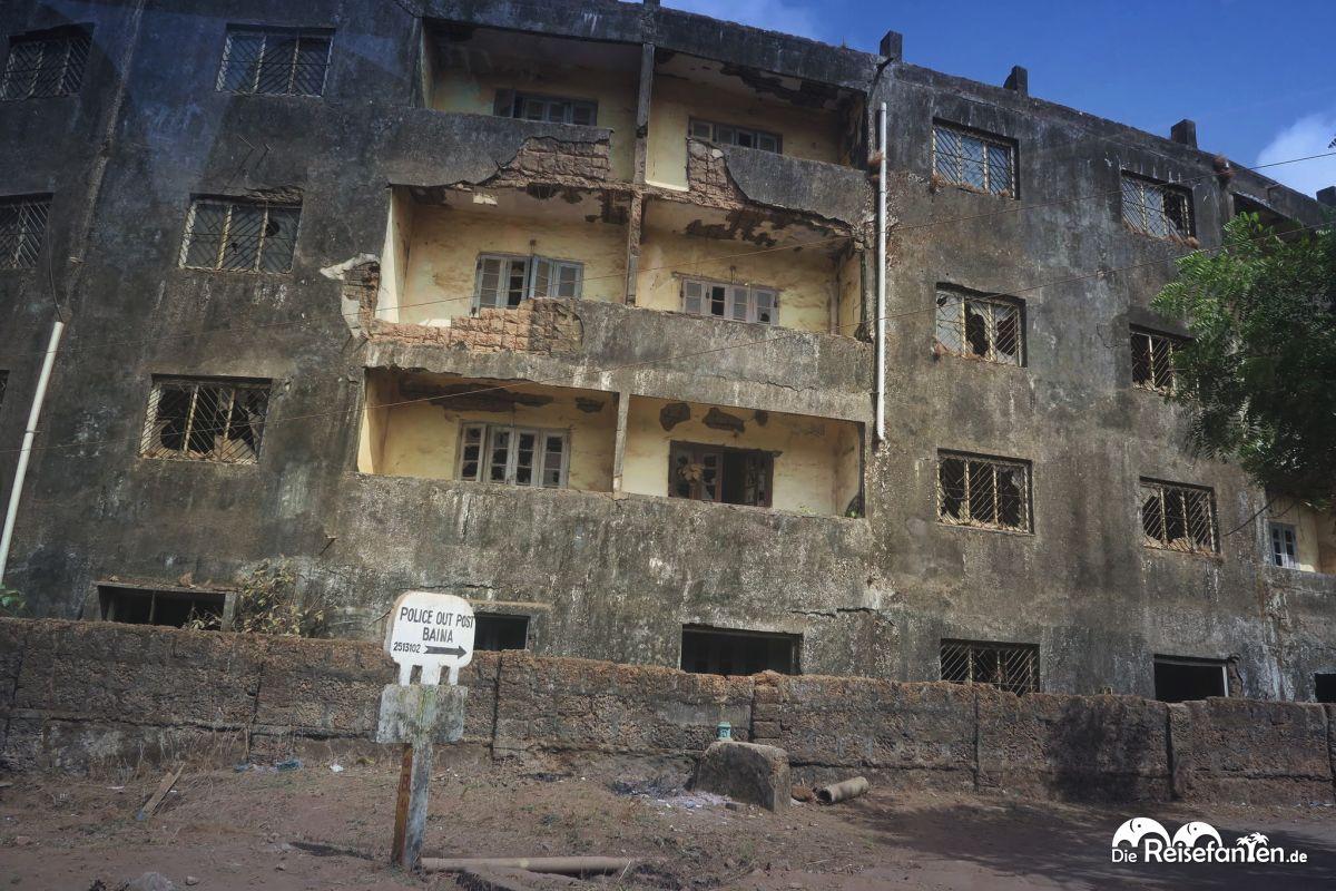 Wohnhaus in Indien