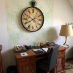 Ausstattung des Doppelzimmers im Hotel Garni Bootshaus