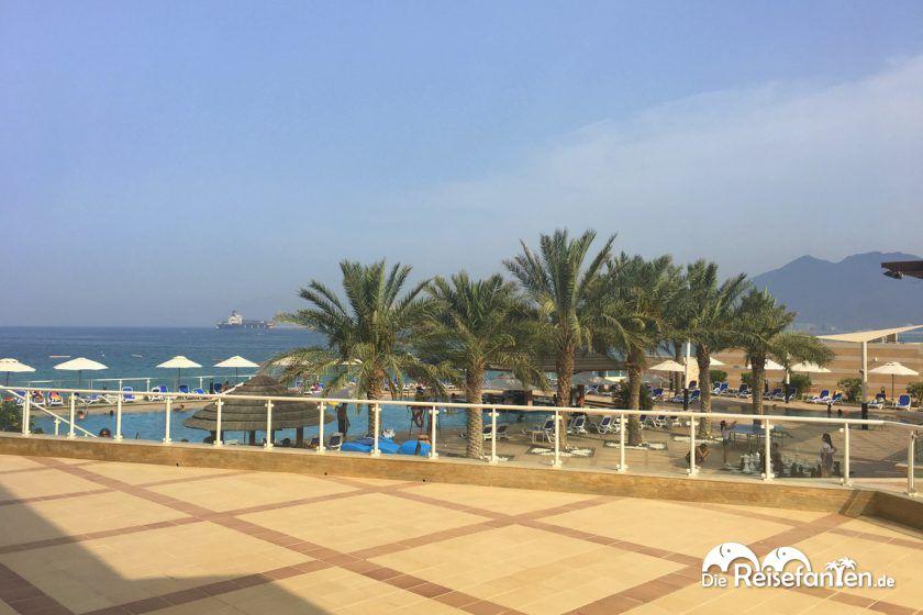 Das Oceanic Resort in Khor Fakkan