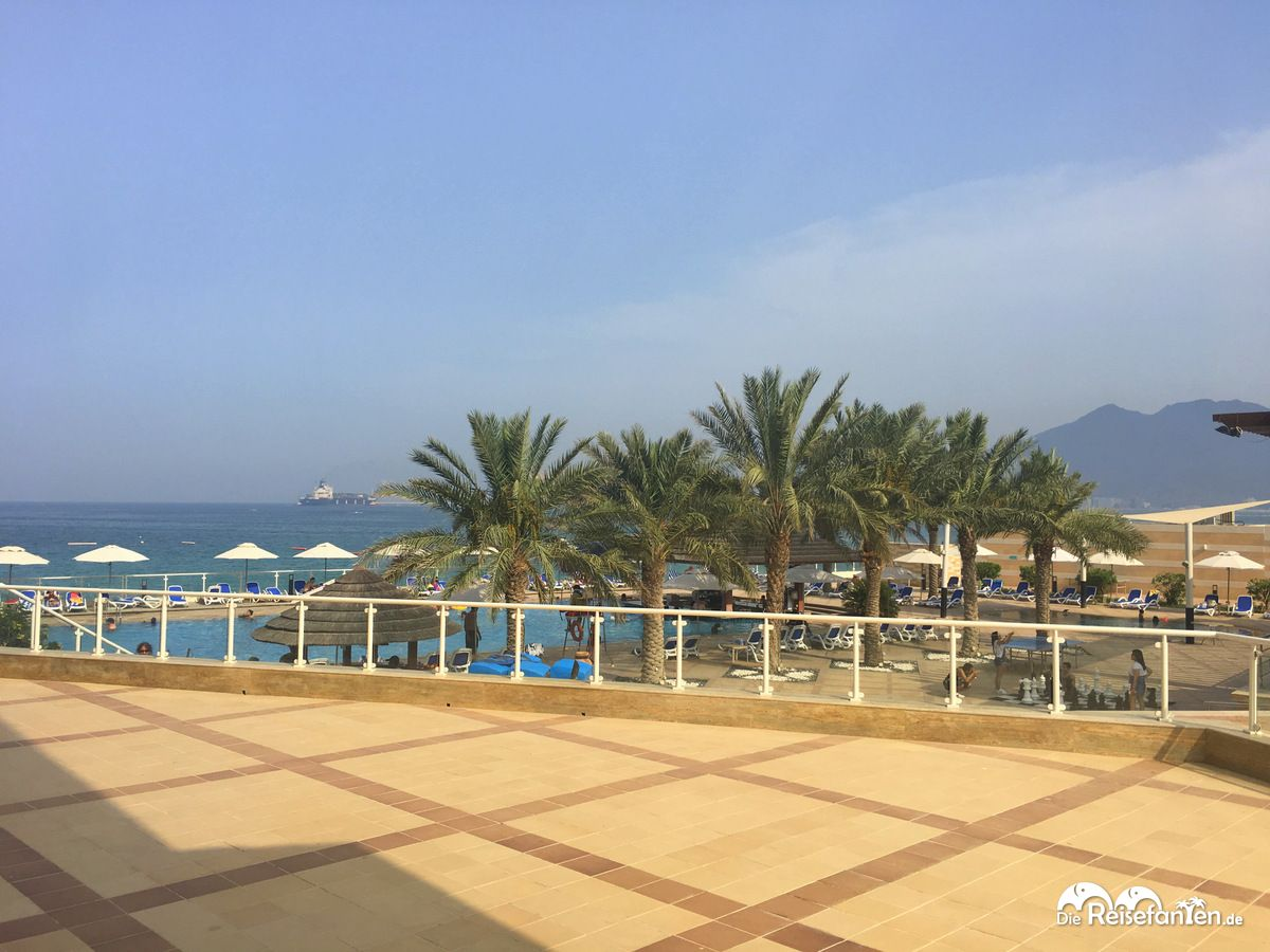 Das Oceanic Resort in Khor Fakkan